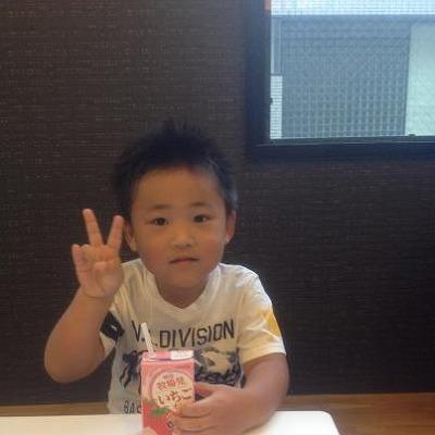 佑樹と銭湯2012年7月28日