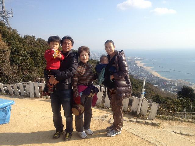 旗振り山1