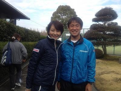 with森上亜希子