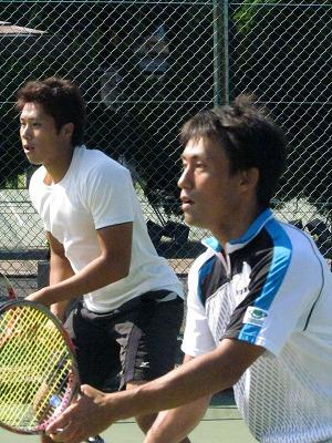 ロイヤルSCオープン2012準決勝
