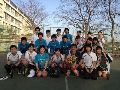 2013年3月、瀬田中
